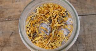 Dopřejte si relaxační koupel z bylin, které si můžete nasbírat sami