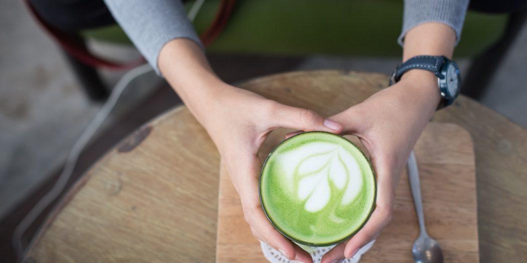 Hubnutí: 3 tipy na zdravé nápoje se zeleným čajem
