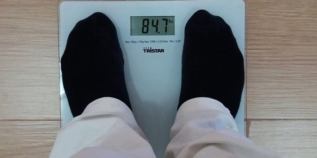 Vsaďte na pomocníka v hubnutí v podobě diagnostické váhy