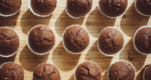 Připravte si doma zdravou variantu muffinů