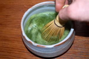 Detoxikace s nápojem z matcha tea