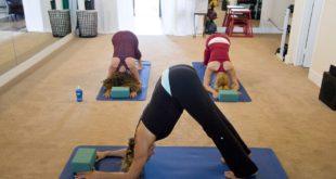Zhubněte zdravě s power jógou