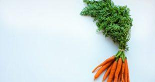 Dopřejte si mrkvovou masku na pleť a dodejte své pokožce lehký šmrnc