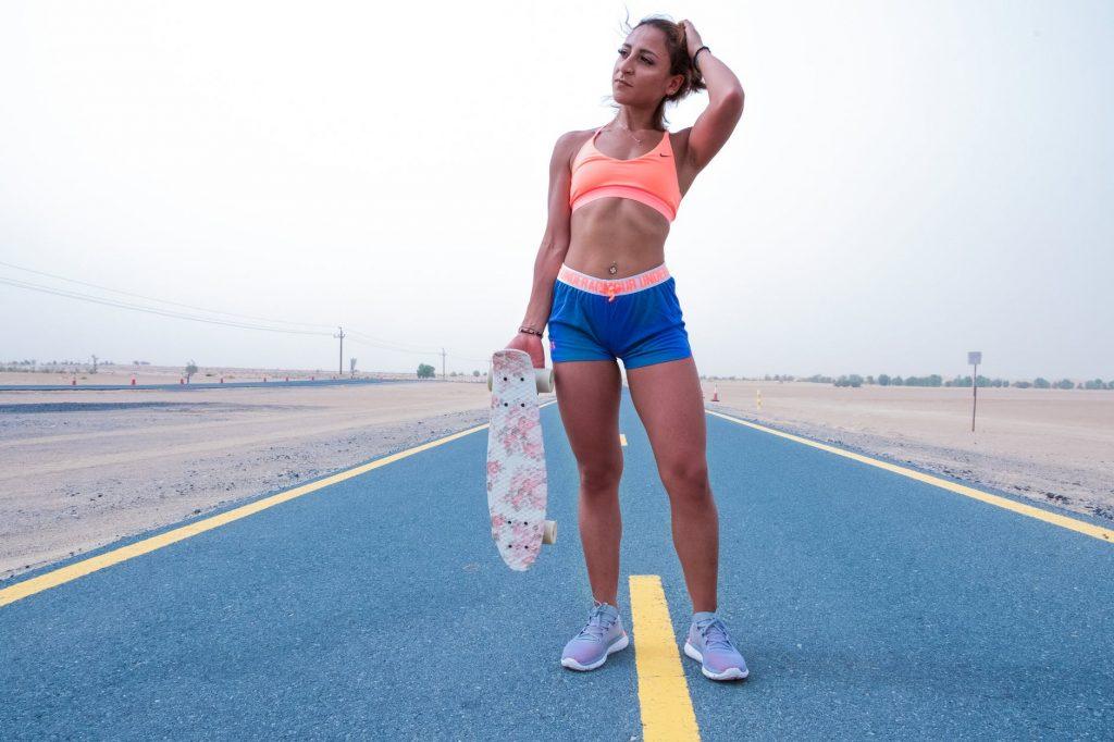 Jak by mělo vypadat ideální oblečení na letní trénink?